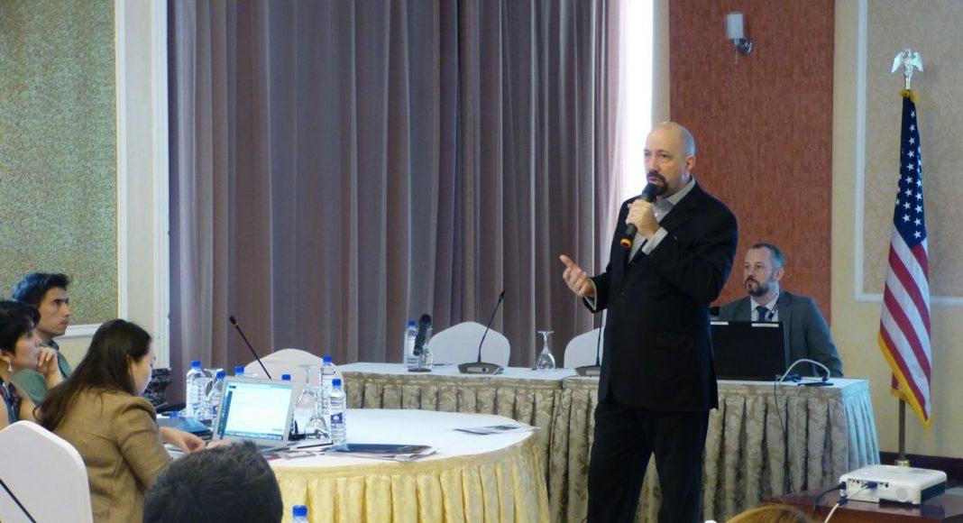 Workshop on internationalization and partnerships on 16-17 May 2019 in Tashkent, Uzbekistan